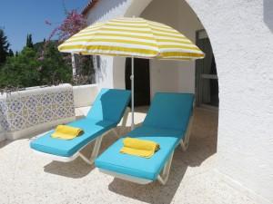 Sun-loungers